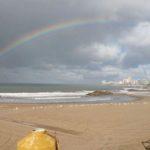Mar del Plata. Tormenta.