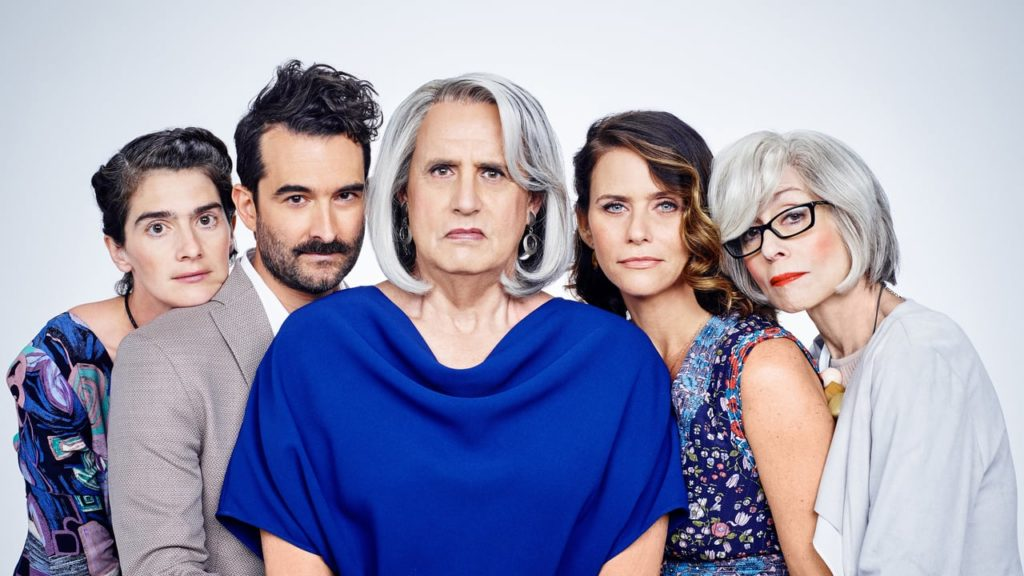 Transparent (2014-19), Amazon Prime.