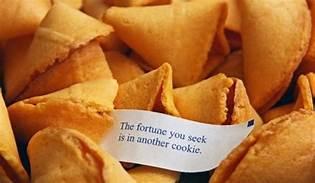 las galletas de la suerte