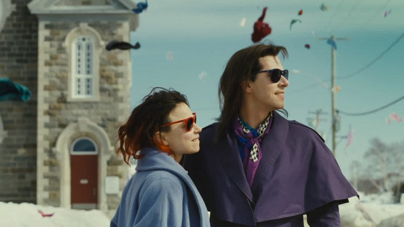 Laurence Anyways (Xavier Dolan, 2012). A New Error by Moderat